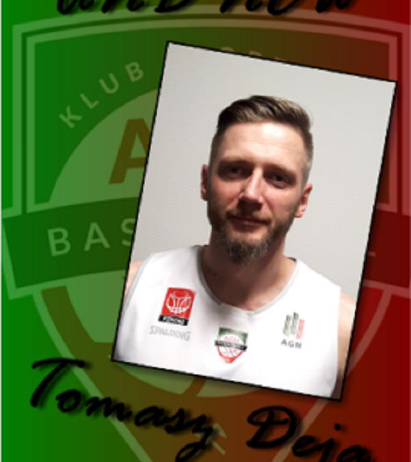 Tomasz Deja w AGH!
